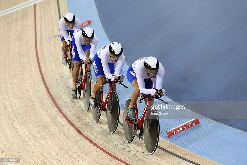 Olympics Day 7 - Cycling - Track