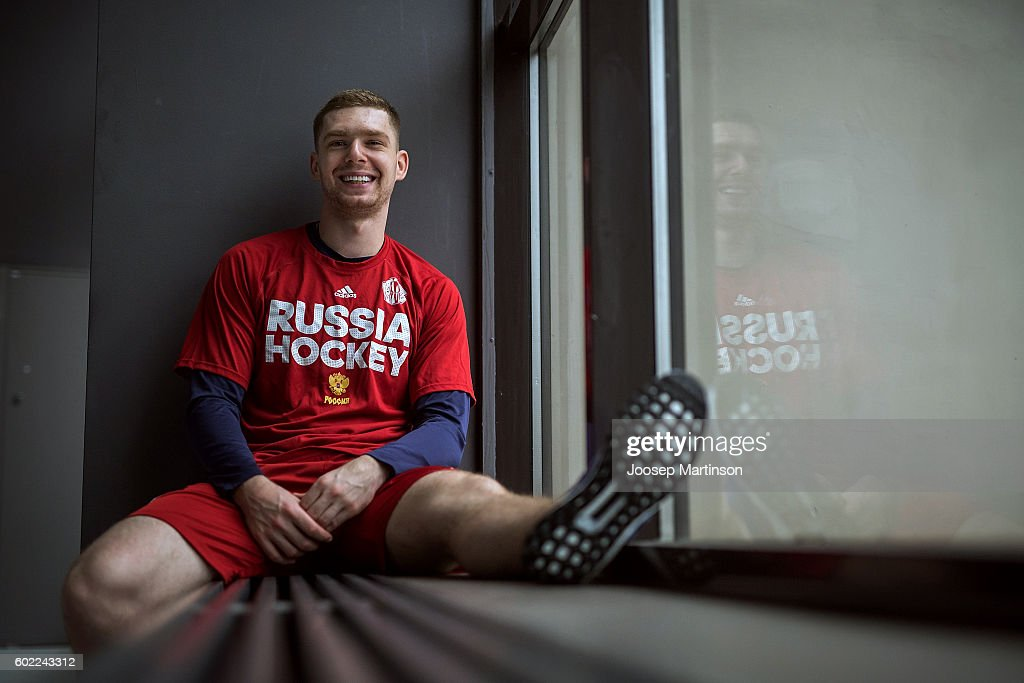 World Cup Of Hockey 2016 - Team Russia - Practice & Press Interviews