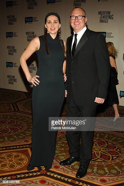Evi Quaid and Randy Quaid attend Museum of the Moving Image Salutes WILL SMITH at Waldorf Astoria on December 3 2006 in New York City
