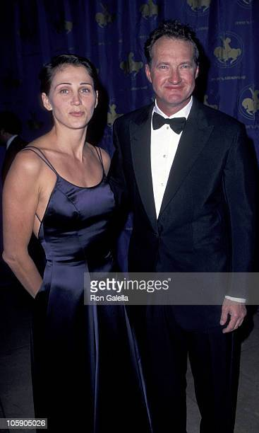Evi Quaid and Randy Quaid during 10th Carousel of Hope Ball to Benefit Juvenile Diabetes at Beverly Hilton Hotel in Beverly Hills California United...