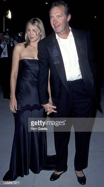 Evi Quaid and Randy Quaid during Bye Bye Love Los Angeles World Premiere at Mann's National Theater in Los Angeles California United States