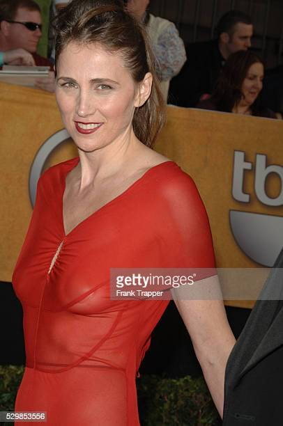 Evi Quaid arrives at the 12th annual Screen Actors Guild Awards�� held at the Shrine Exposition Center