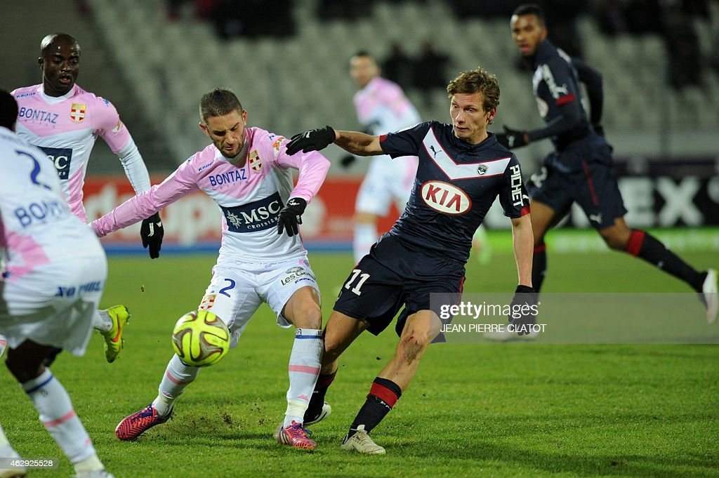 Evian Thonon Gaillard FC v FC Girondins de Bordeaux - Ligue 1