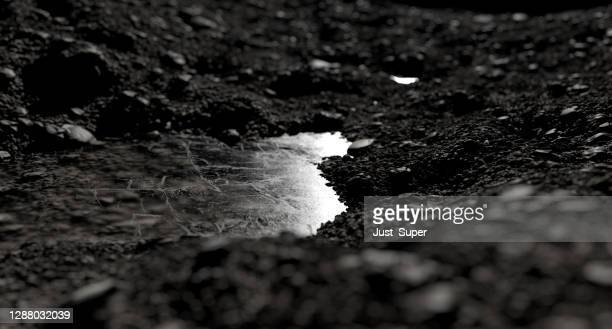 evidence of water on moon and mars surface - geology stock pictures, royalty-free photos & images