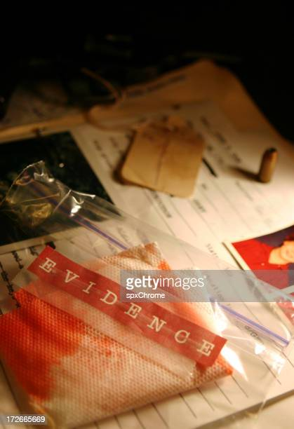evidence - murder stock pictures, royalty-free photos & images
