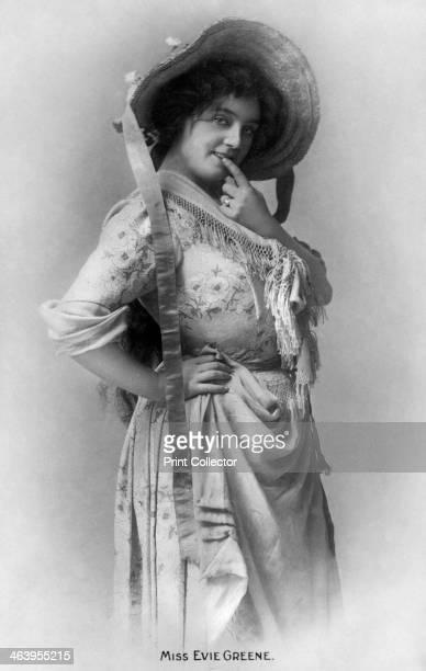 Evie Greene English actress 1905