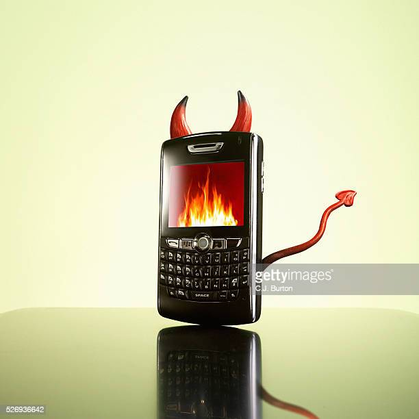 Evil cell phone