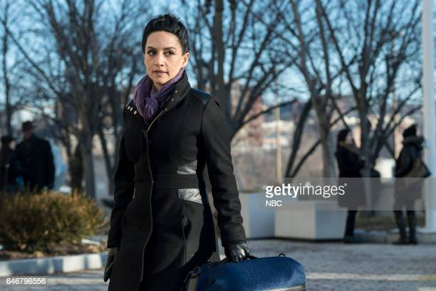 BLINDSPOT 'Evil Did I Dwell Lewd Did I Live' Episode 216 Pictured Archie Panjabi as Nas Kamal