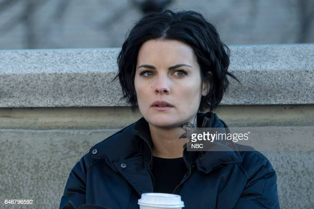 BLINDSPOT Evil Did I Dwell Lewd Did I Live Episode 216 Pictured Jaimie Alexander as Jane Doe