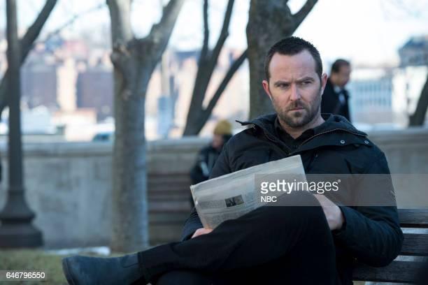 BLINDSPOT Evil Did I Dwell Lewd Did I Live Episode 216 Pictured Sullivan Stapleton as Kurt Weller