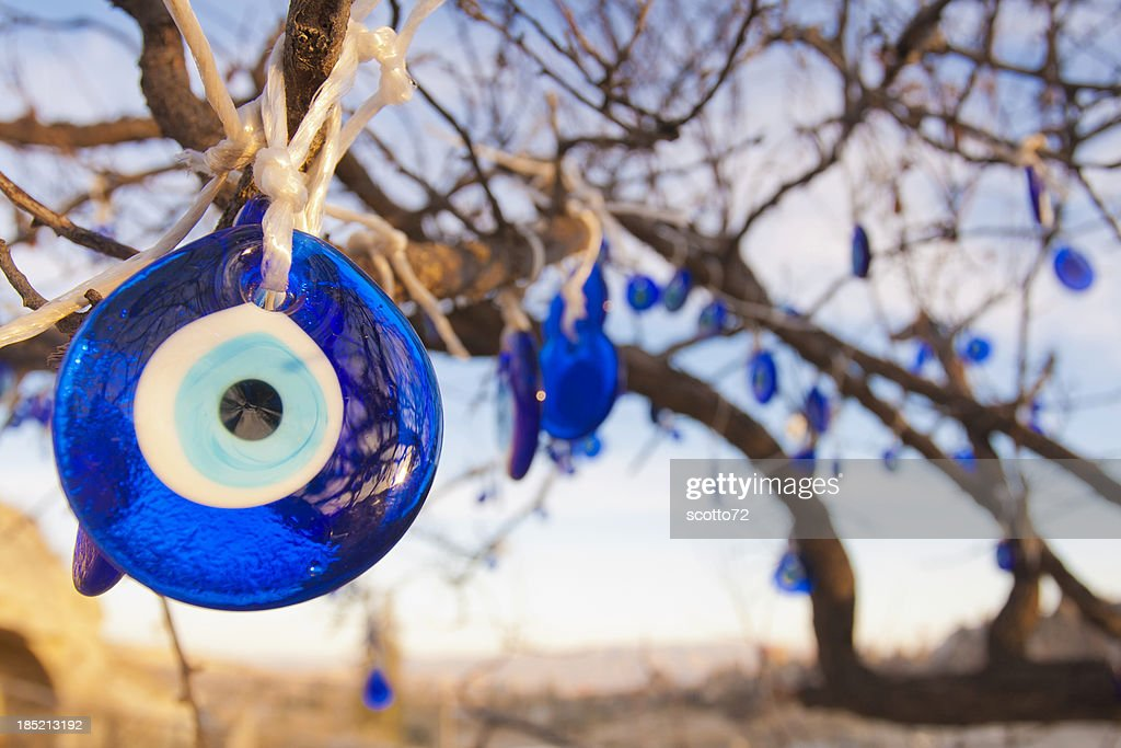 Evil Eye Nazar Boncuk High Res Stock Photo Getty Images