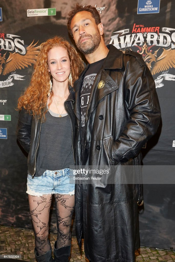 Evil Jared Attends The Metal Hammer Awards 2017 At Kesselhaus On