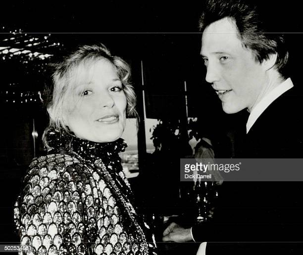 Evileyed punk of many a film Christopher Walken has a more lighthearted real life especially with women 'Women are very honest and funny with me' he...
