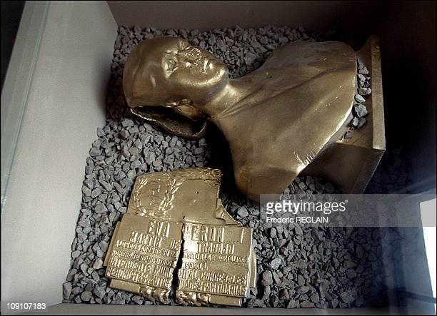 Evita Peron Museum Opens On Fiftieth Anniversary Of Her Death On January 7Th Argentina Bust Of Evita Peron Broken Under Military Rule In Argentina