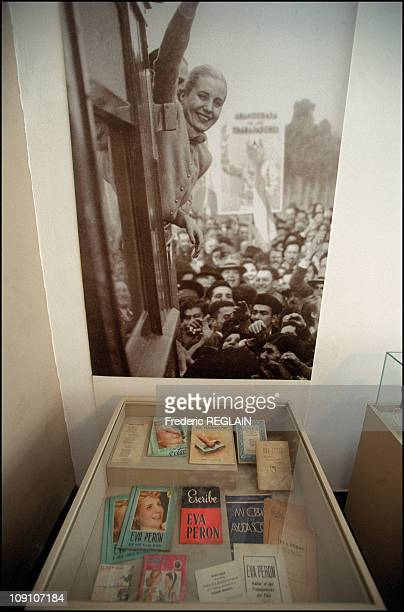 Evita Peron Museum Opens On Fiftieth Anniversary Of Her Death On January 7Th Argentina Books By Evita Peron