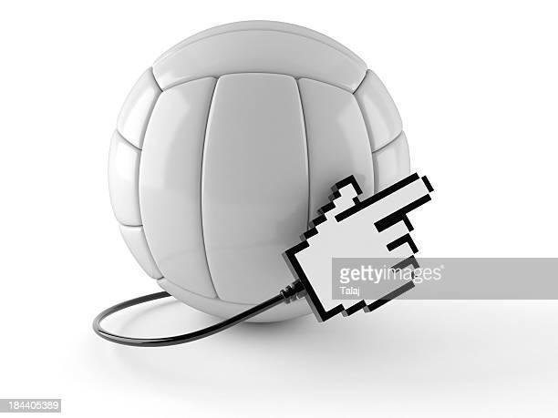 E-volleyball