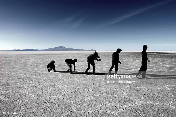 evolution - evolução - fotografias e filmes do acervo