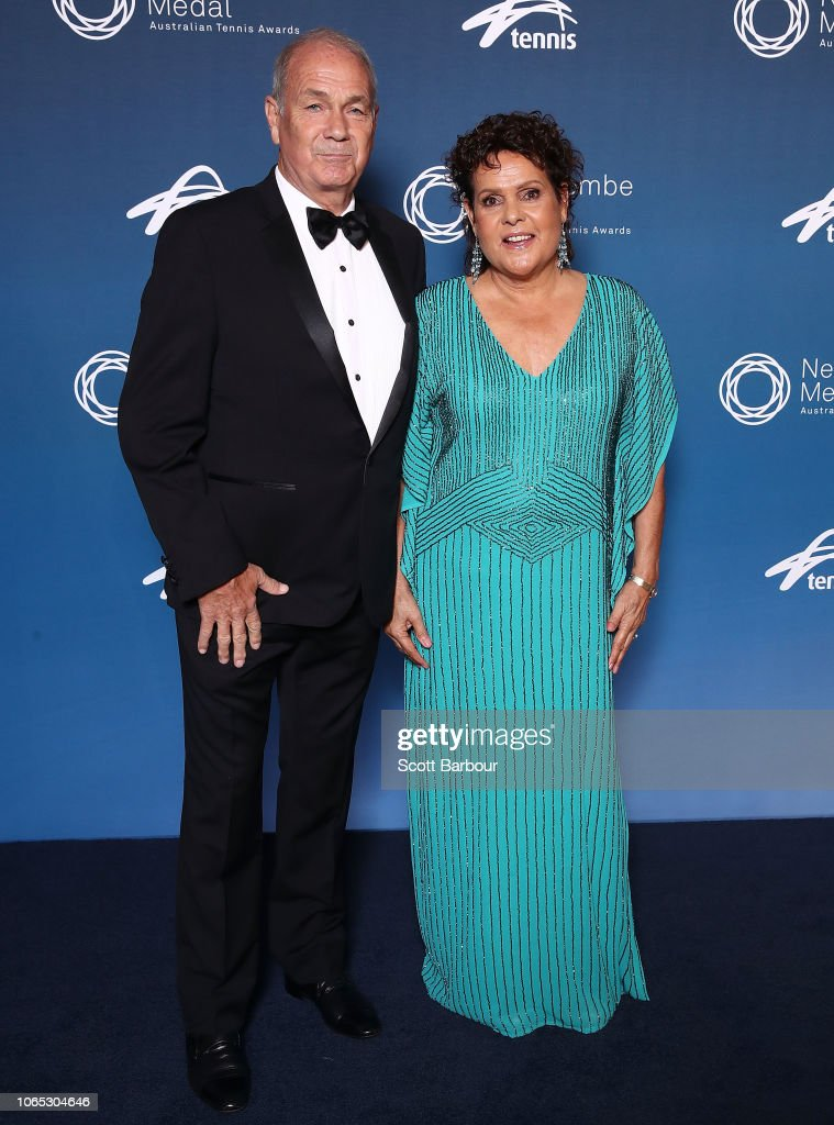 Newcombe Medal : News Photo