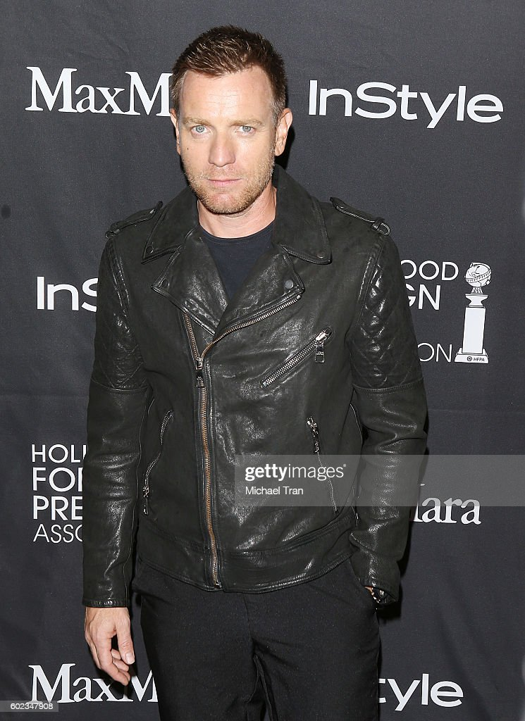 2016 Toronto International Film Festival - TIFF/InStyle/HFPA Party - Arrivals : News Photo