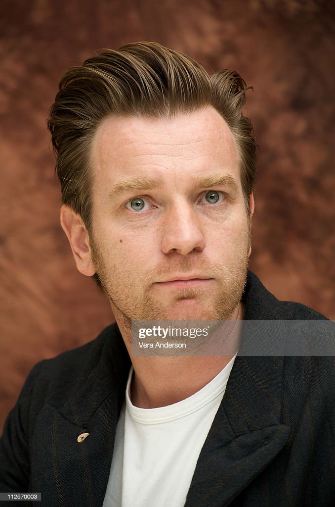 Ewan McGregor at the 'Amelia' press conference at the Four Seasons Hotel on October 22, 2009 in Beverly Hills, California.