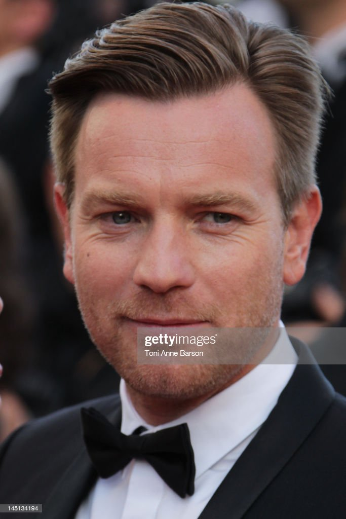 Ewan McGregor attends 'On The Road' Premiere at Palais des Festivals on May 23, 2012 in Cannes, France.