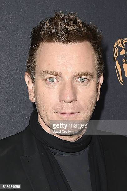 Ewan McGregor attends the 2016 AMD British Academy Britannia Awards Presented by Jaguar Land Rover and American Airlines at The Beverly Hilton Hotel...