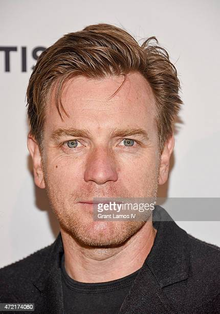 Ewan McGregor attends the NYU Tisch School Of The Arts 2015 Gal at Frederick P Rose Hall Jazz at Lincoln Center on May 4 2015 in New York City