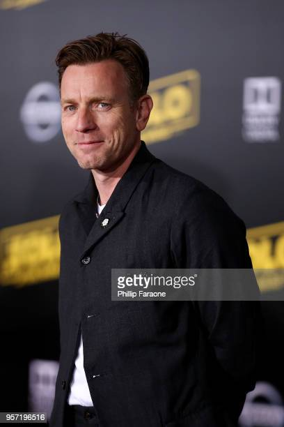 Ewan McGregor attends the premiere of Disney Pictures and Lucasfilm's Solo A Star Wars Story on May 10 2018 in Hollywood California