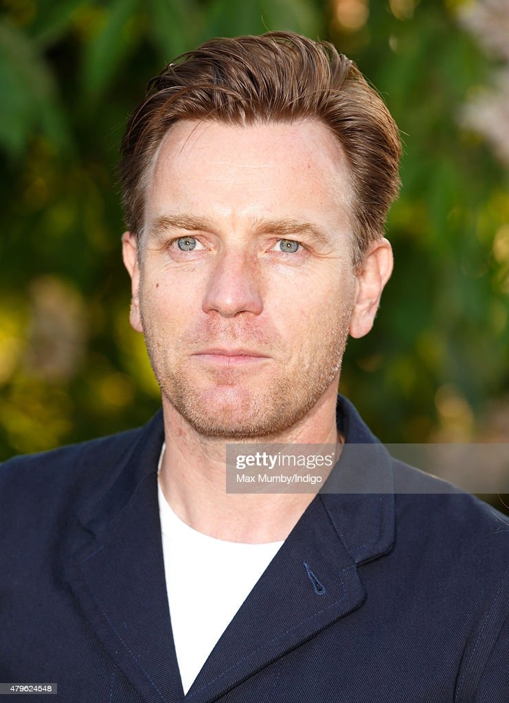 Ewan McGregor attends the Serpentine Gallery Summer Party at The Serpentine Gallery on July 2, 2015 in London, England.
