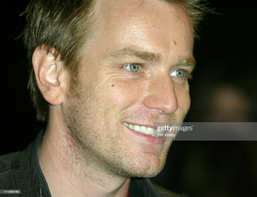 Ewan McGregor during 'The Long Way Round' Party, Which Raised 200,00 For Charity - Arrivals in London, Great Britain.