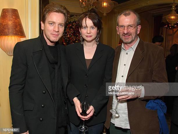 Ewan McGregor Emily Watson and Chris Noonan Director *Exclusive*