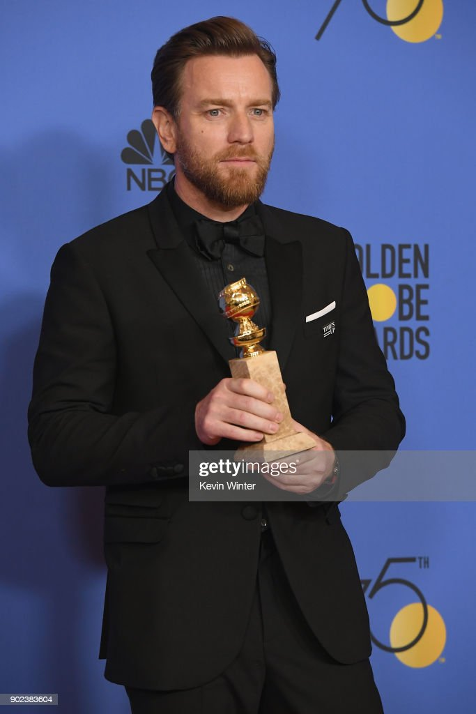 75th Annual Golden Globe Awards - Press Room : News Photo