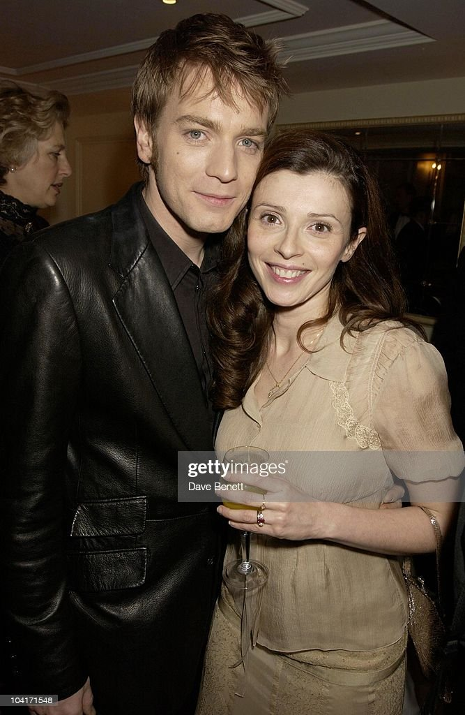 Ewan Mcgregor & Wife Eve, Evening Standard Film Awards, At The Savoy Hotel, London