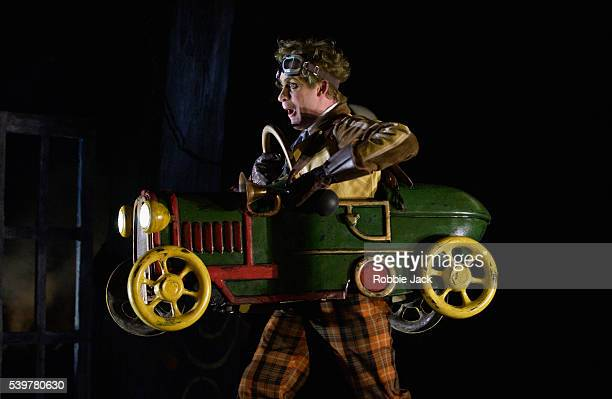 Ewan Wardrop in the production The Wind in the Willows at the Linbury Studio Theatre