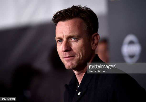 Ewen McGregor attends the Premiere Of Disney Pictures And Lucasfilm's Solo A Star Wars Story Arrivals on May 10 2018 in Los Angeles California
