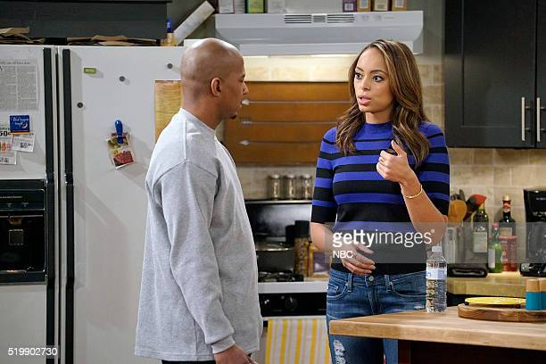 SHOW Ex Con Episode 204 Pictured Antwon Tanner as Quan Amber Stevens West as Maxine