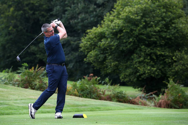 GBR: Professional Cricketers' Trust Golf Day