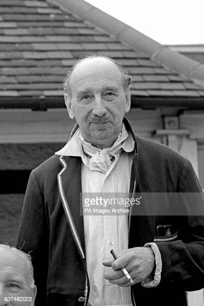 Ex England, Surrey and Sussex player Percy Fender
