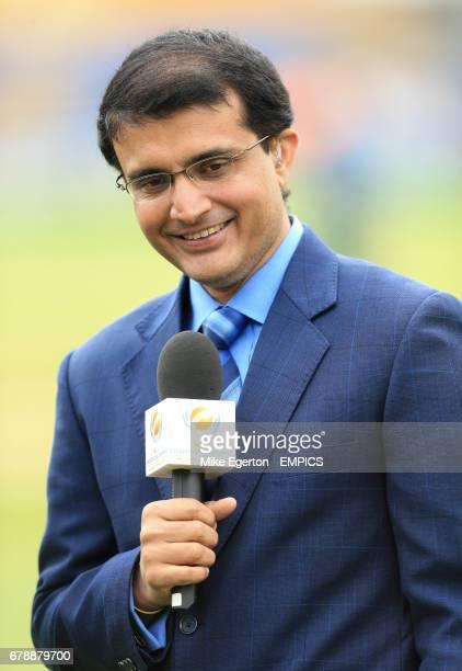 Ex India cricketer Sourav Ganguly