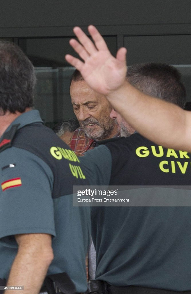 Julian Munoz Leaves Hospital To The Prison