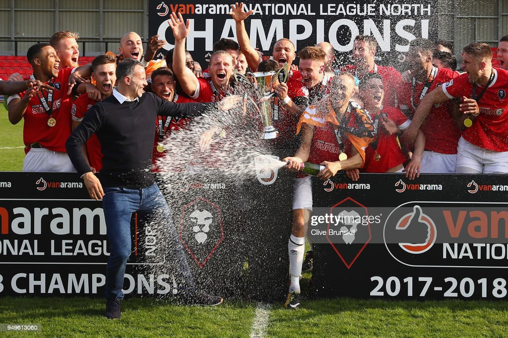 Salford City v Boston United - National League North