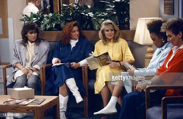 LIFE Ex Marks the Spot Episode 13 Pictured Nancy McKeon as Joanne 'Jo' Polniaczek Mindy Cohn as Natalie Green Lisa Whelchel as Blair Warner Kim...