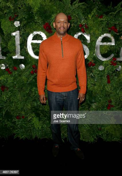 Ex MBA David Cooke attends the Nielsen PreGRAMMY Party at Mondrian Los Angeles on January 25 2014 in West Hollywood California