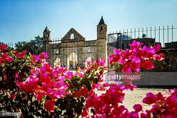 Ex monastery of Santiago Apóstol in Oaxaca