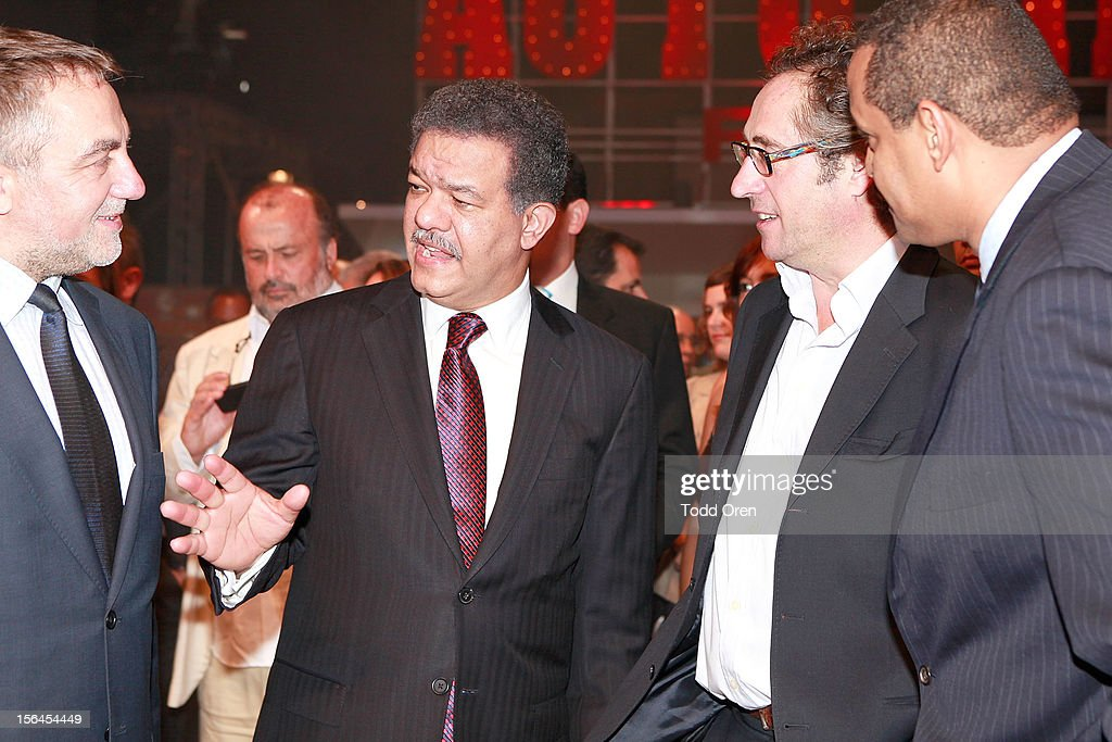 6th Annual Dominican Republic Global Film Festival 2012 - Day 1
