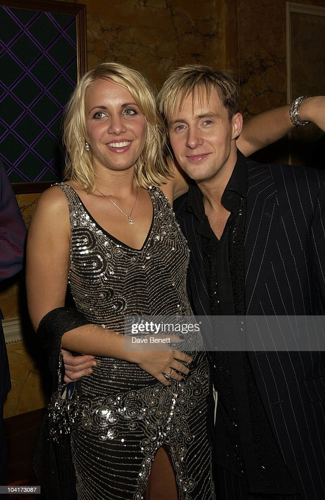 Ex Steps Band Member H, Almost Every Pop Group Turned Up At To Home House To Celebrate The Home Magazine, BMG Brits Party At Home House, London