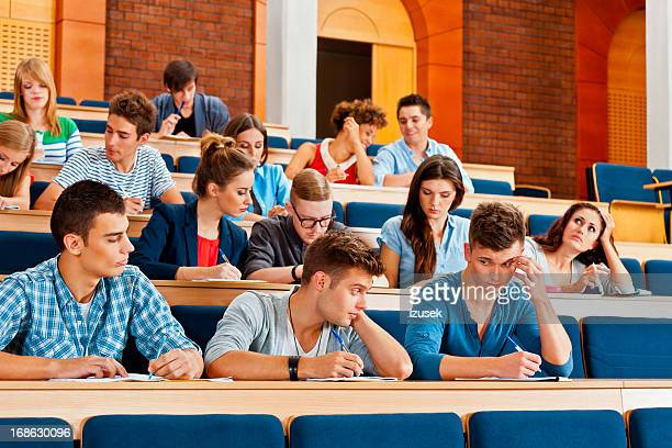 exam - izusek stock pictures, royalty-free photos & images