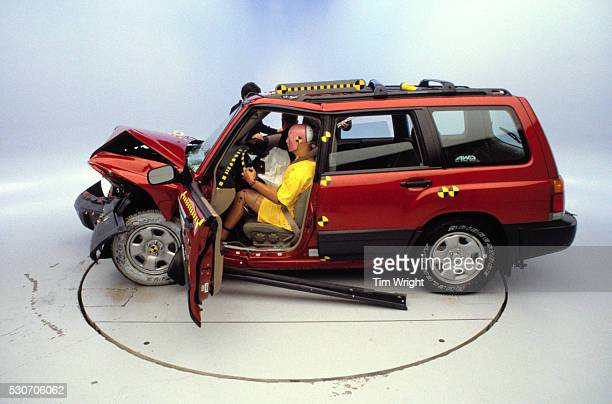 Examination of Crash Test Results