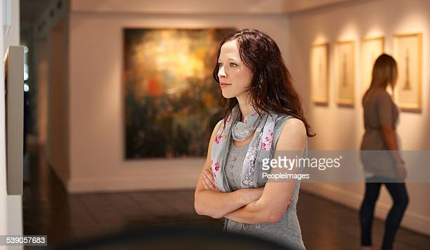 examining the masters - art gallery stock pictures, royalty-free photos & images