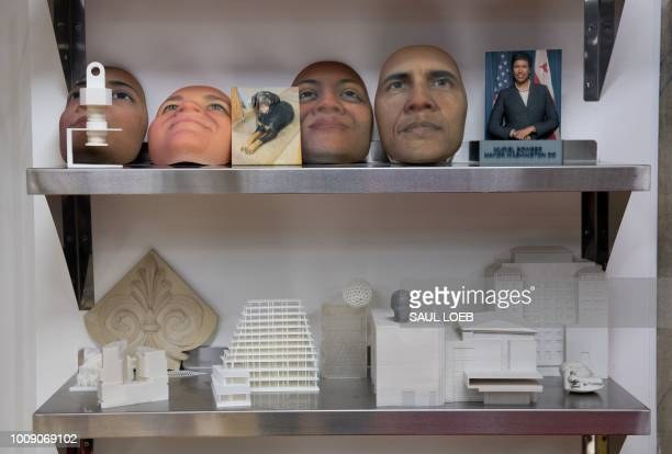 Examples of products that can be created using a 3Dprinter including building models figurines and faces such as former US President Barack Obama are...